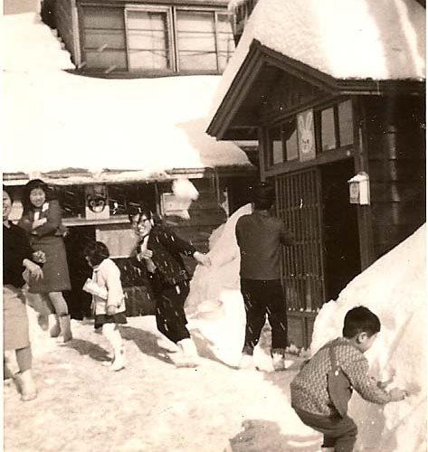 昭和40年頃 留萌市かもめ幼稚園