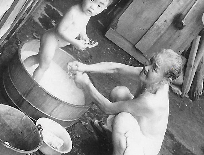 昭和36年 行水