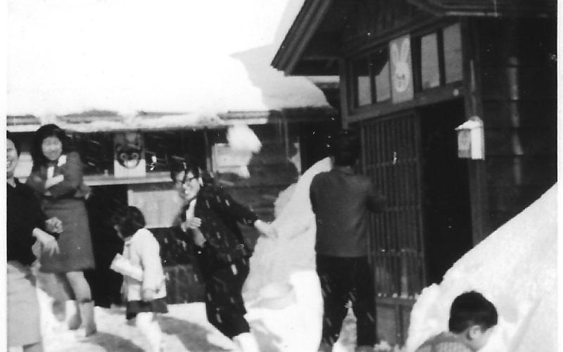 昭和40年3月 かもめ幼稚園