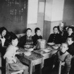 昭和30年 家庭科実習