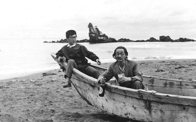 昭和40年頃 ローソク岩