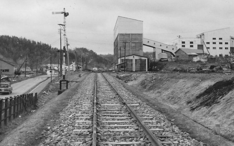 昭和40年代 羽幌炭鉱