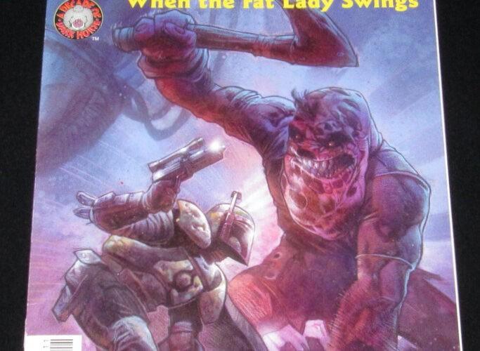 「【洋書】STAR WARS BOBA FETT #2 Dark Horse Comics 1996年」